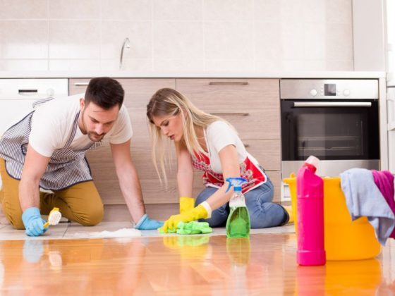 The top 17 tricks of what to clean when your parents are coming over! Home Hacks